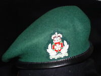 Quality Officer Intelligent Corps Beret + Intelligence Corps Bullion Wire Badge