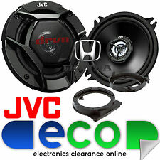 Honda Jazz 2001-2008 JVC 13cm 5.25 Inch 520 Watts 2 Way Front Door Car Speakers