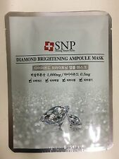 1 SHEET SNP DIAMOND BRIGHTENING AMPOULE MASK PACK