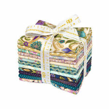 Robert Kaufman Grand Majolica 12 Piece Fat Quarter Bundle 100% Cotton Fabric