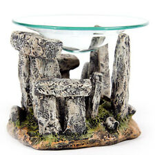 Mystical Stonehenge Aromatherapy Scented Aroma Oil Burner Home Decoration HMP01