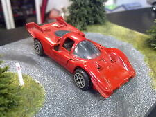 Polistil Ferrari 512 S 1:43 rood