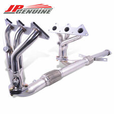 STAINLESS STEEL MANIFOLD EXHAUST HEADER - MITSUBISHI ECLIPSE GT 3.0L V6 00-05