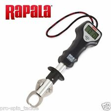 Rapala DGF50 25kg Digital Fish Lip-Grip Scale - 2 AAA Batteries for 600hrs