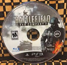 Battlefield: Bad Company 2 (Sony PlayStation 3, 2010) USED (DISC ONLY) #10381