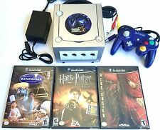 NINTENDO GAMECUBE SYSTEM POKEMON XD LIMITED EDITION CONSOLE BUNDLE WITH 3 GAMES