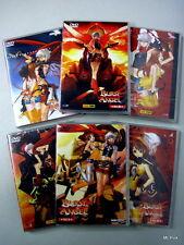 BURST ANGEL Serie Completa 6 DVD Panini Video Nuovo Rarissimi!! Fuori Catalogo!