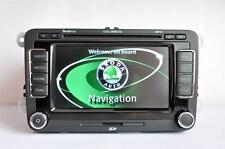 2016 map V13 Skoda Columbus Octavia Superb Fabia Yeti Rapid navigation RNS 510