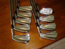 Vintage Ben Hogan Director golf Irons 2-PW Set Steel Regular