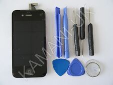 GENUINE OEM HIGH QUALITY LCD DIGITIZER SCREEN REPLACEMENT FOR IPHONE 4 4G BLACK