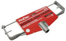 "ProDec 12"" Inch / 300mm Cast Metal Double Arm Frame Paint Roller Trade (PRFR010)"