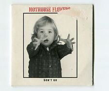 Hothouse Flowers cd-maxi DON'T GO ©1988 West Germany 4-track 886 301-2 Metronome