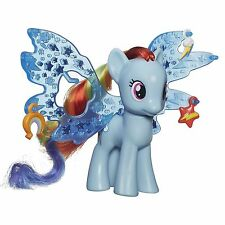 Little Pony Cutie Mark Magic My Friendship Charm Alas RAINBOW DASH (B0671)