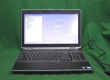 Dell E6530 Core i7 3720QM 2.60GHz / 8GB /DVD / 320GB HD / Nvidia 5200 #5434