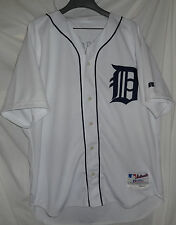 2004 Detroit Tigers IVAN RODRIGUEZ Game Used Worn Signed Home Jersey