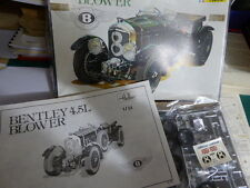 Maquette collection Heller - Bentley 4.5L Blower au 1/24