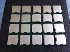 (Lot of 20) Intel Core 2 Duo E8400 3.0GHz CPU Processors SLB9J LGA775 - CPU4144