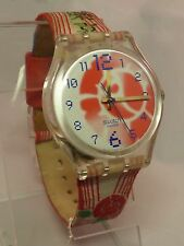 CHINA DREAMS! Beijing 08' ROSES Swatch in SLEEVE! NIP-RARE!