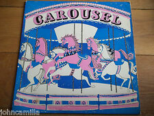 JOHNNY DOUGLAS CONDUCTING THE NEW WORLD SHOW ORCHESTRA - CAROUSEL - LP - LM 13