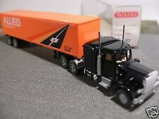 1/87 wiking peterbilt Allied usa conteneur-sz 527 1 a
