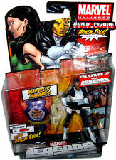 Marvel Universe Legends Marvel's Madames Figure MIB Zola Series White Variant