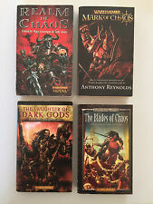 BLACK LIBRARY WARHAMMER FANTASY NOVEL SOURCE BOOK ROLEPLAY BUNDLE CHAOS DAEMONS