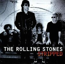 ROLLING STONES STRIPPED REMASTERED CD NEW