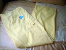 SB SCRUBS Medical Vet Uniform Hospital Pants SIZE 3X Yellow STYLE SB23A133 NWOT