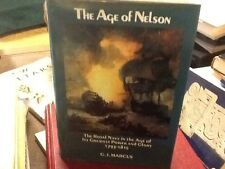 The Age of Nelson by Geoffrey Marcus (1971, Hardcover)