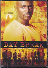 Day Break - The Complete Series (DVD, 2009, 2-Disc Set) Taye Diggs - BRAND NEW