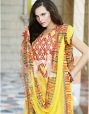NISHAT premium pelouse costume N14 03A 2014 collection pakistanais designer collection