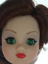 "Madame Alexander ""EVENING AT THE POPS"" Cissy! Green Eyes/Auburn Hair Org Box"