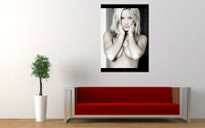 AVRIL LAVIGNE SEXY CELEBRITY SINGER GIANT LARGE ART PRINT POSTER PICTURE