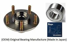 2003-2012 Toyota Corolla Front Wheel Hub & (OEM) (KOYO) Bearing Kit Assembly