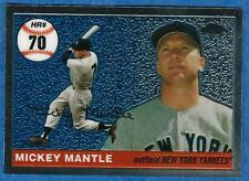 2006 Topps Chrome MICKEY MANTLE -Mantle Home Run History MHRC 70 (ex-mt)