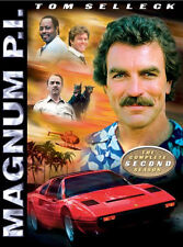Magnum P.I. - The Complete Second Season (DVD, 2005, 3-Disc Set) New