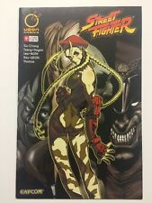 Street Fighter #9 Cover A Signed By Alvin Lee NO COA Udon Comics VF/NM