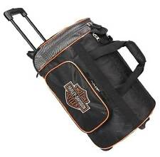 "Harley-Davidson® Bar & Shield Logo 29"" Wheeled Duffel Bag Carry-On Luggage 99412"
