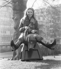 John Leeson and Lalla Ward UNSIGNED photo - H2459 - Doctor Who