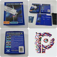 Starglider 2 un software Argonauta juego para Commodore Amiga probado y de trabajo