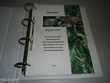 Werkstatthandbuch Karosserie Body Repair Manual Land Rover Discovery, ab 1995