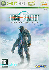 Lost Planet Extreme Condition Microsoft Xbox 360 16+ Action Advent Shooter Game