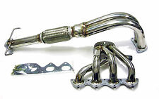 OBX Exhaust Header Manifold FITS 1990 1991 Prelude 2.0L Si DOHC Honda
