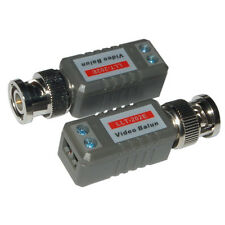 Sunvision 2 Pairs of CCTV Single Ch Passive Video Transceivers / Baluns (BL04)