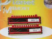 G.Skill 8GB 2X 4GB DDR3 PC3-10666 1333MHz NON ECC LOW DENSITY F3-10666CL9D-8GBRL