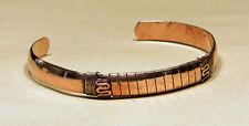 Armspange Armreif aus Kupfer mit Verzierung Schlange Neu und ungetragen