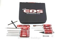 EDS Racing Tool Set For Nitro Cars (12 Peices) - EDS-290907