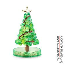 MAGIC GROWING CHRISTMAS TREE ADD SPECIAL LIQUID TO GROW xmas craft toy gift kids