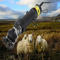 320w Electric Shearing Supplies Clipper Shear Sheep Goat Alpaca Farm UK Plug