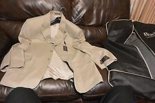 Highest Quality Men's Ensemble Of Clothe, New Never Worn 2-Jackets 3-Pants